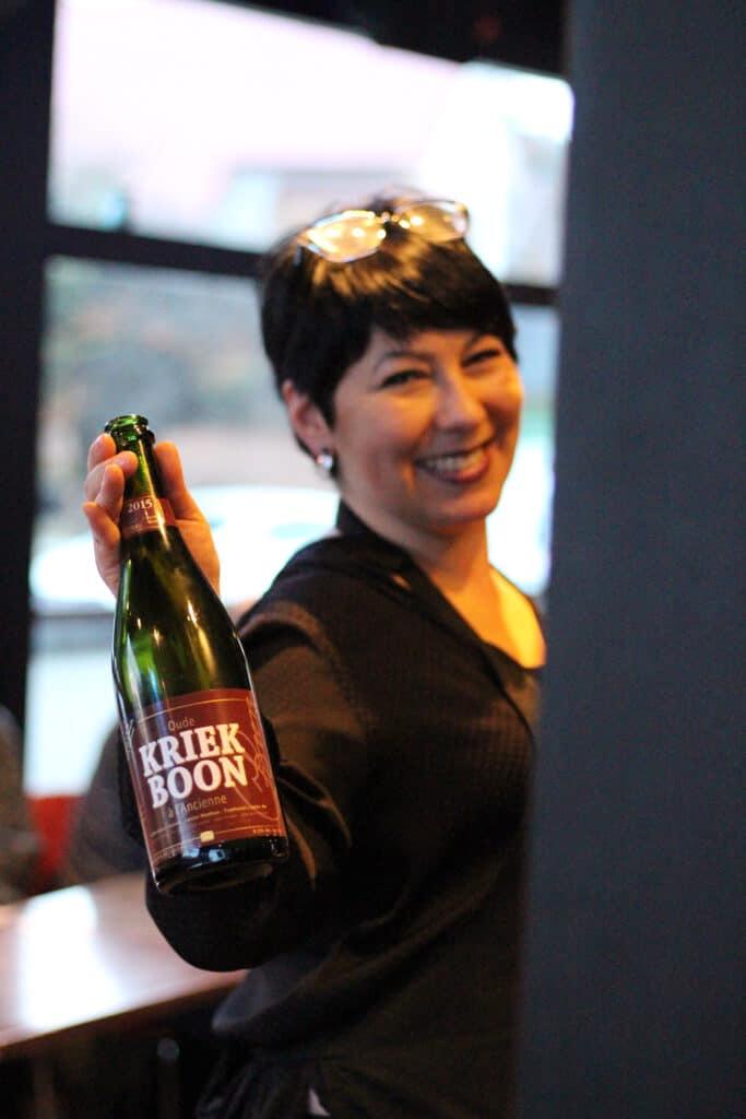 Paula, Beersommelier y Creadora de Catas Colaborativas