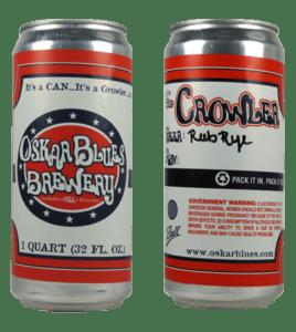La Cerveceria norteamericana Oskar Blues lanzó este nuevo formato